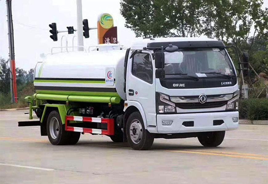 东风K7凯普特8吨国六洒水车图片
