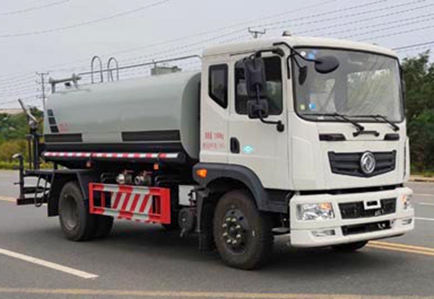 东风8吨国六天然气洒水车