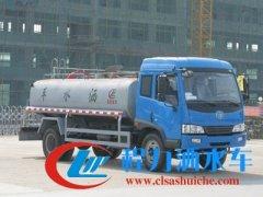 解放赛龙15吨洒水车